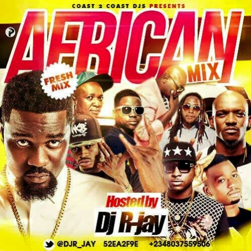 DJ R-Jay - African Mix