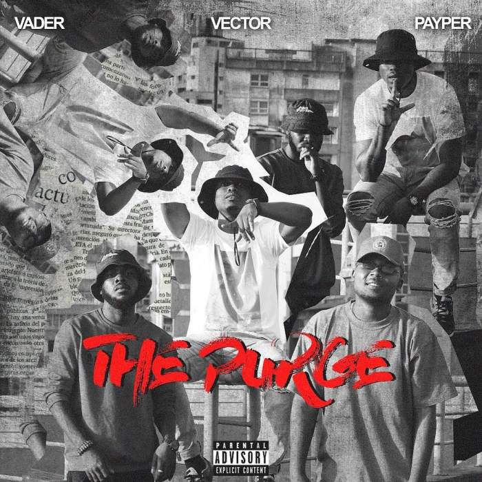 Vector - The Purge (feat. Payper & Vader)