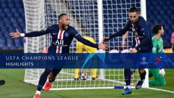 Video: Paris SG 2 - 0  Dortmund (Mar-11-2020) UEFA Champions League Highlights