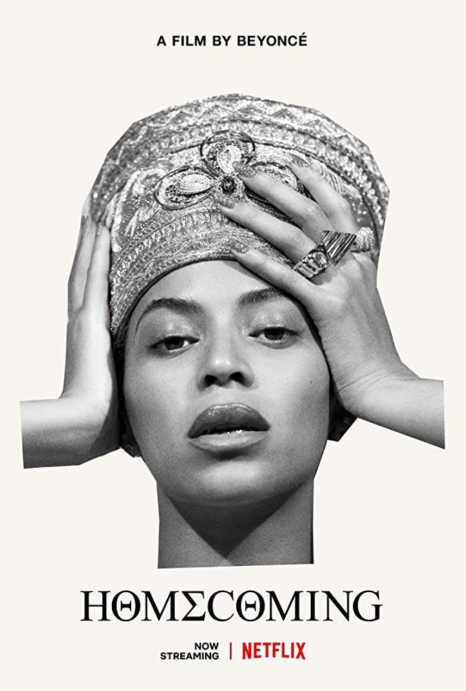 FRESH MOVIE :Homecoming: A Film by Beyoncé (2019)