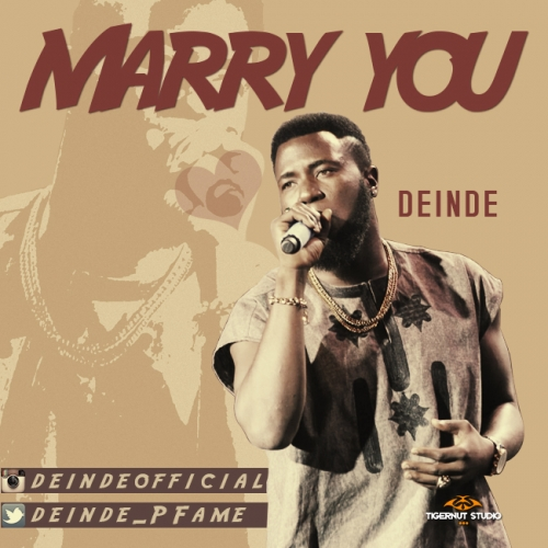 Deinde - Marry You