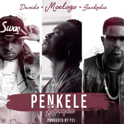 Moelogo - Penkele (Remix) (feat. Davido & Sarkodie)