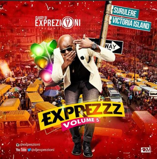 DJ Exprezioni - Exprezzz Mix (Vol. 5)