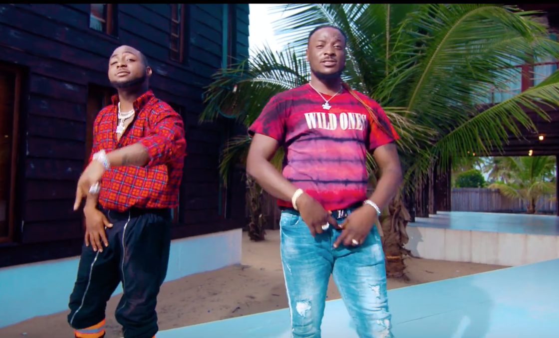 DMW - Twisted (feat. Davido & Peruzzi)