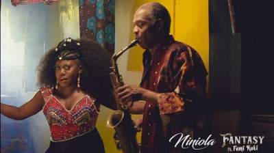 Video: Niniola - Fantasy (feat. Femi Kuti)