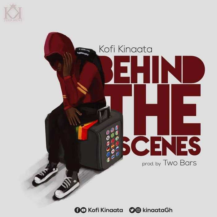 Kofi Kinaata - Behind the Scenes