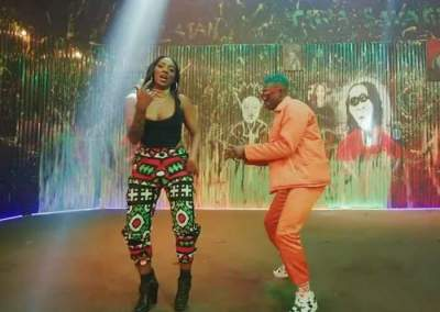 Video: Zlatan - Shotan (feat. Tiwa Savage)