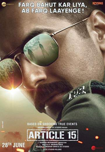 Movie: Article 15 (2019) [Indian]