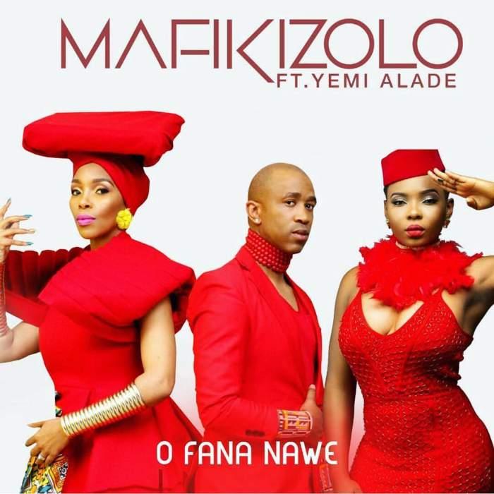 Mafikizolo - Ofananawe (feat. Yemi Alade)