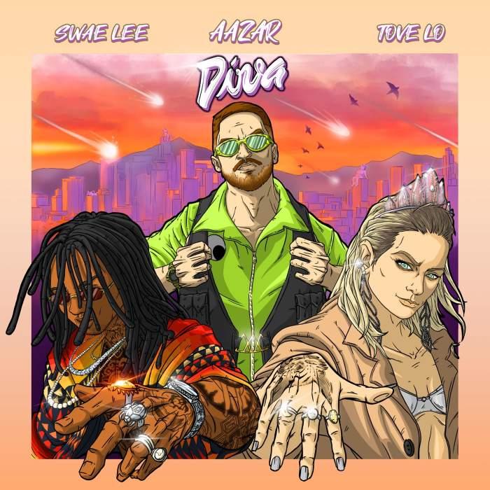 Aazar - Diva (feat. Swae Lee & Tove Lo)