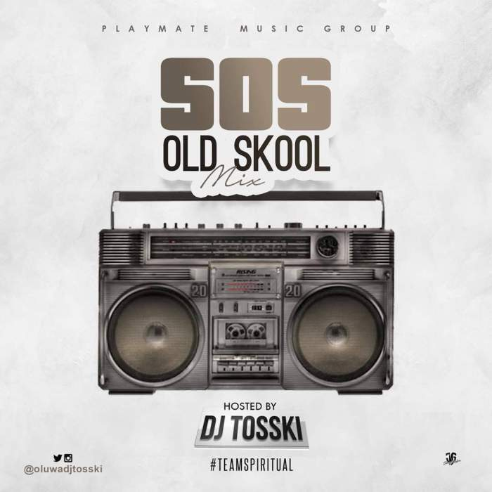 DJ Tosski - Old Skool Mix