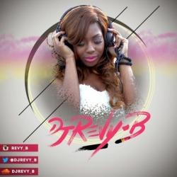 DJ Revy B - Afrobeats Mood Music