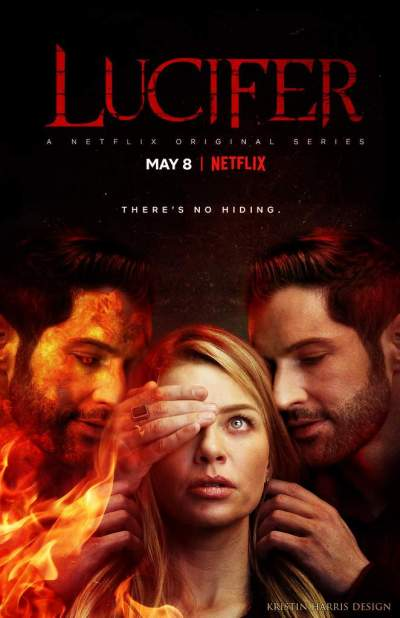New Season: Lucifer (Complete Season 4)