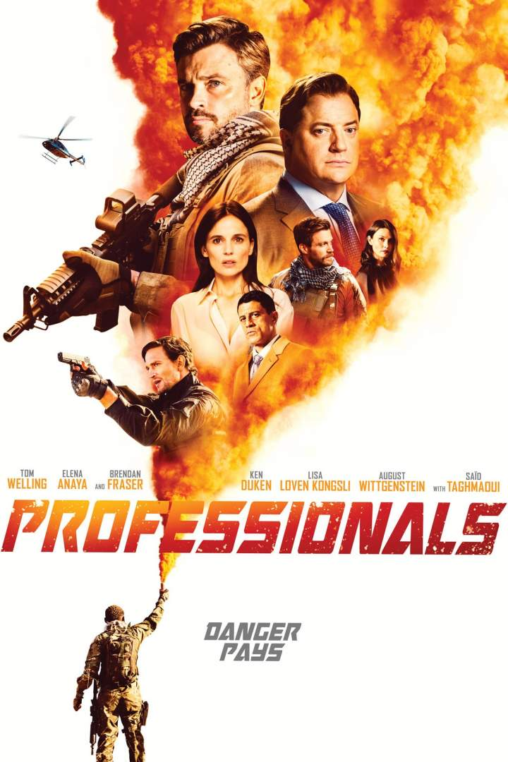 New Episode: Professionals Season 1 Episode 4 - Vectors