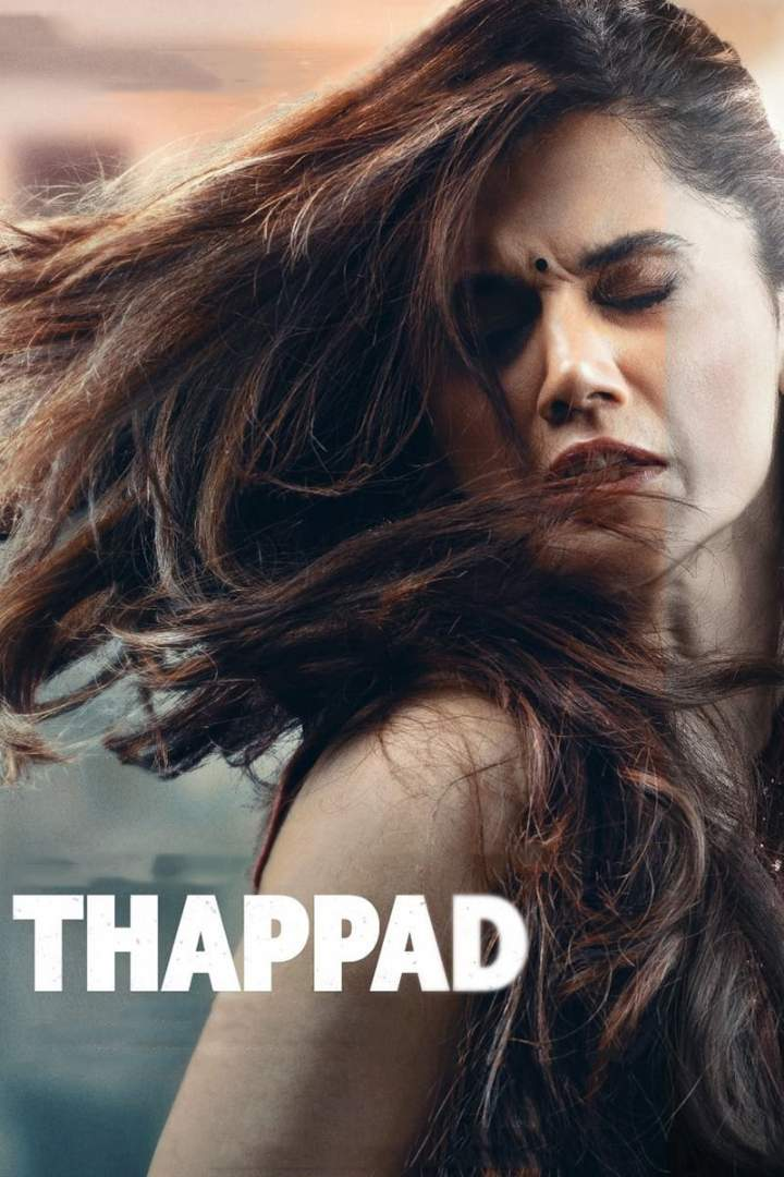 Thappad (2020) [Indian]