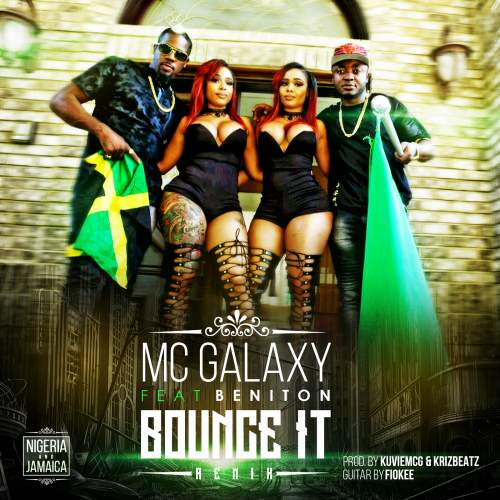 MC Galaxy - Bounce It (Remix) (feat. Beniton)