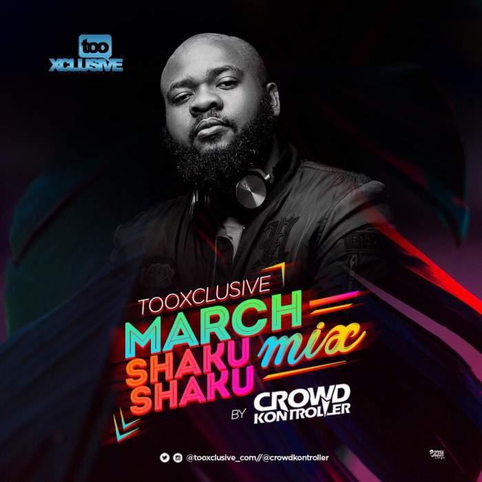 DJ Crowd Kontroller - March Shaku Shaku Mix