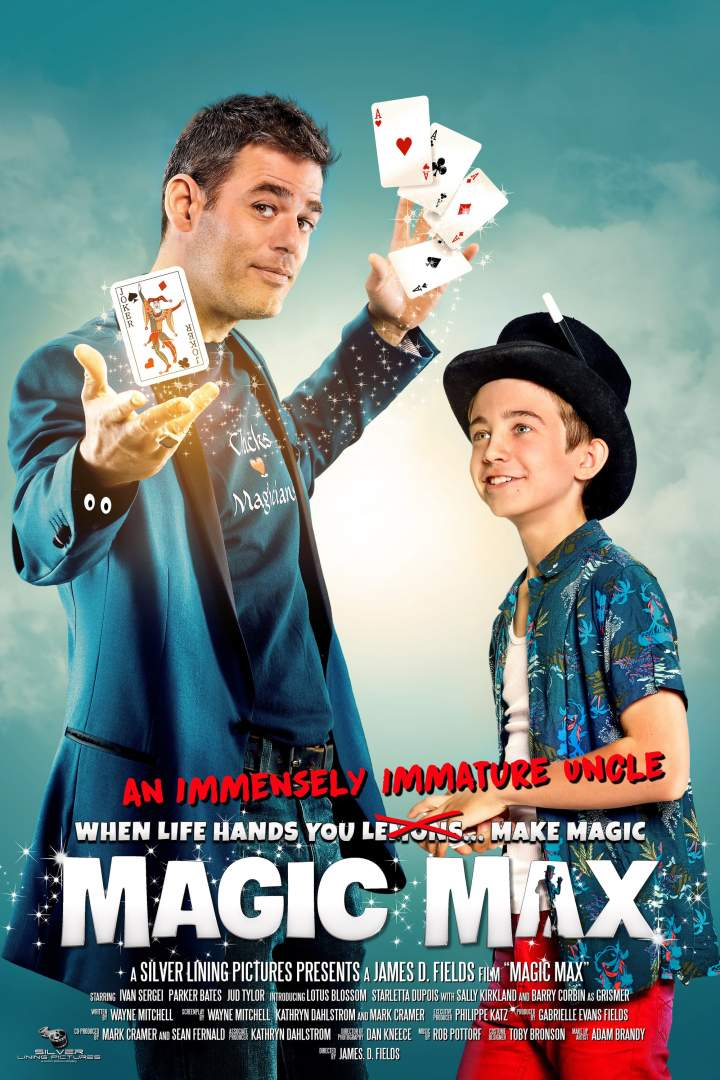 Movie: Magic Max (2021)