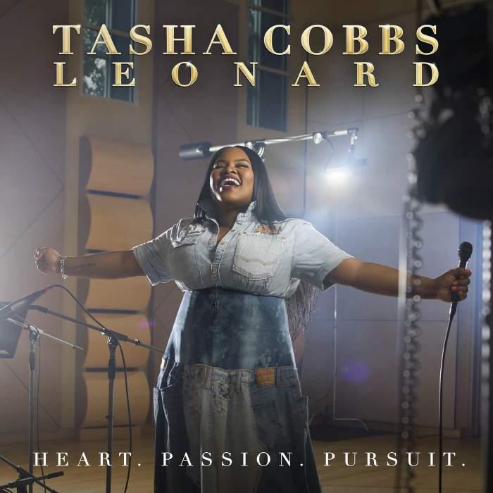 Tasha Cobbs Leonard - I'm Getting Ready (feat. Nicki Minaj)