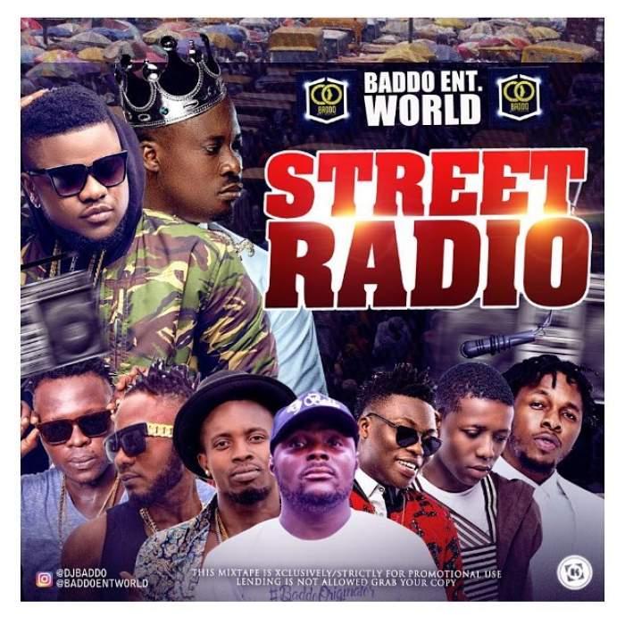 DJ Baddo - Street Radio Mix