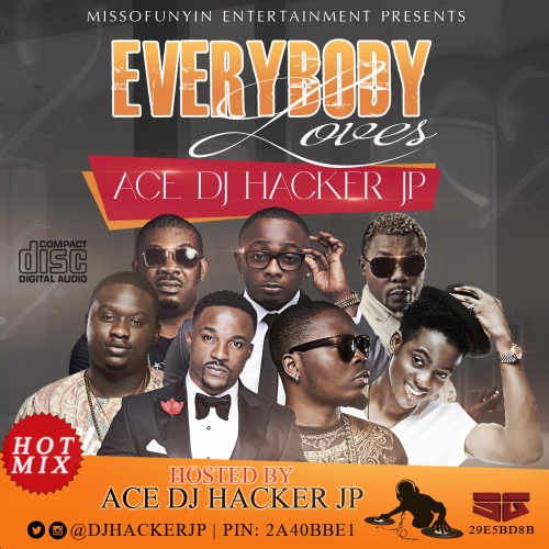 DJ Hacker JP - Everybody Loves DJ Hacker JP Mix