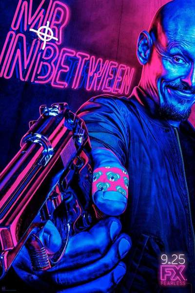Season Premiere: Mr Inbetween Season 2 Episode 1 - Shoulda Tapped
