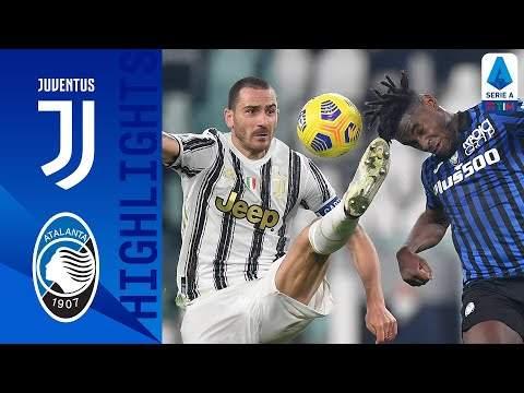 Video: Juventus 1 - 1 Atalanta (Dec-16-2020) Serie A Highlights