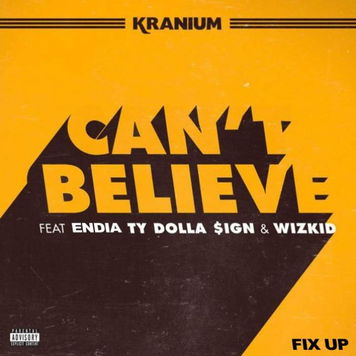 Endia - Can't Believe (Cover) (feat. Kranium, Ty Dolla Sign & Wizkid)
