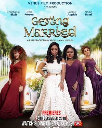 Nollywood Movie: Getting Married (2018)