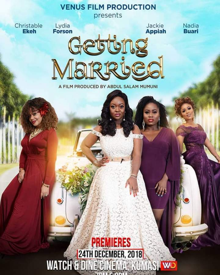 Getting Married (2018)