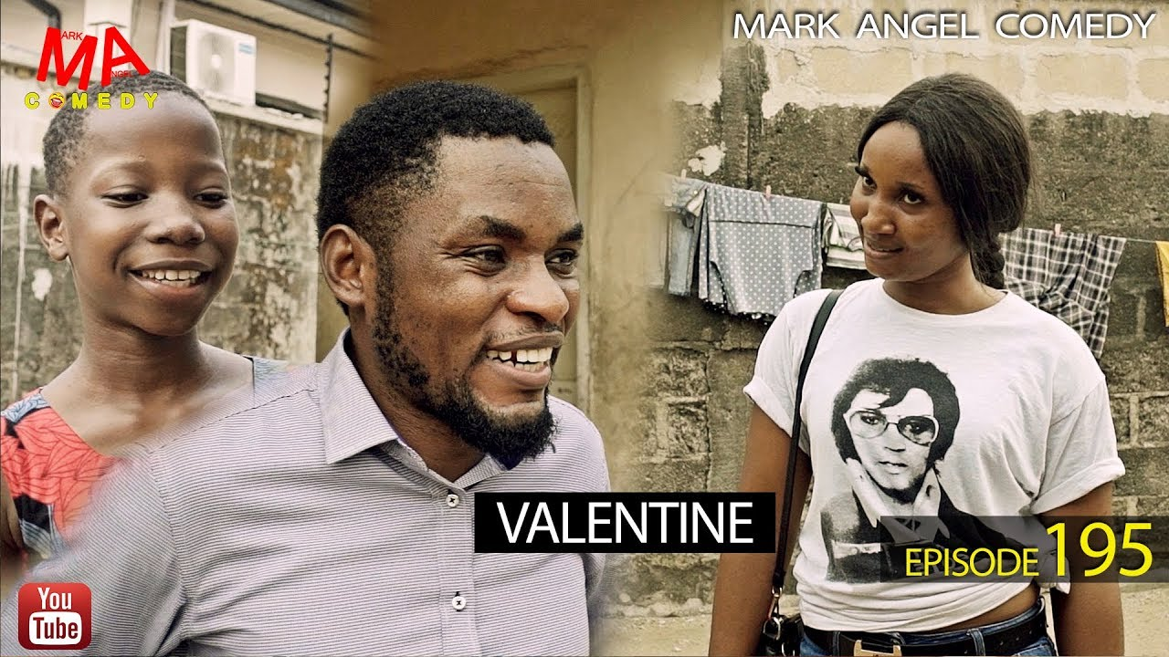 Mark Angel Comedy - Episode 195 Valentine
