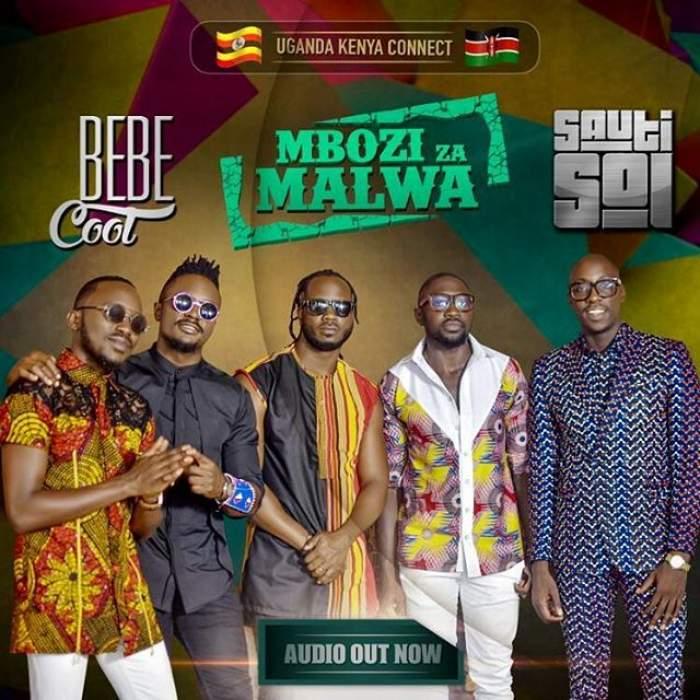 Bebe Cool - Mbozi Za Malwa (feat. Sauti Sol)