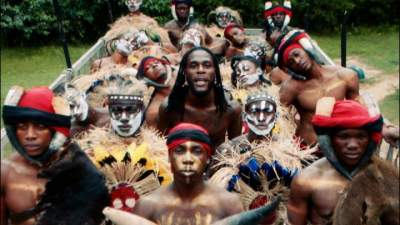 Video: Burna Boy - Wonderful