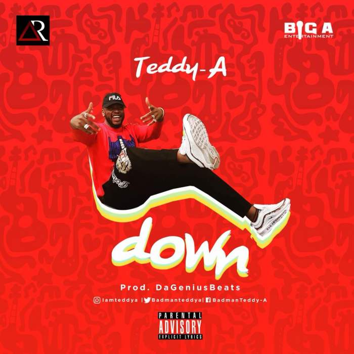 Teddy-A - Down