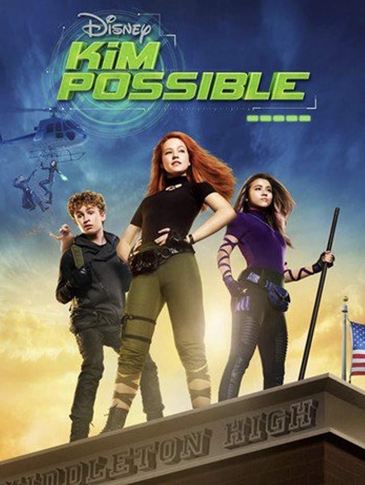 FRESH MOVIE :Kim Possible (2019)