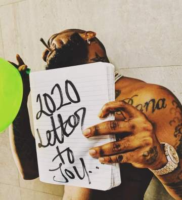 Music: Davido - 2020 Letter To You
