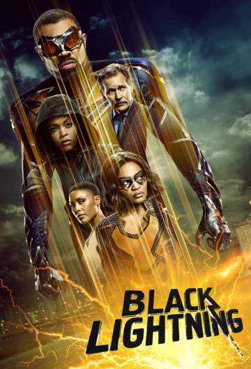 New Episode: Black Lightning Season 3 Episode 2 - The Book of Occupation: Chapter Two: Maryam's Tasbih