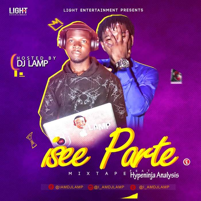 DJ Lamp - Isee Parte Mix (feat. HypeNinja Analysis)