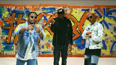Video: DJ Jimmy Jatt - Small Girl Big God (feat. Olamide & Reminisce)