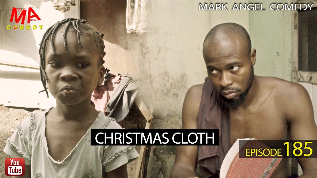 Mark Angel Comedy - Episode 185 (Christmas Cloth)