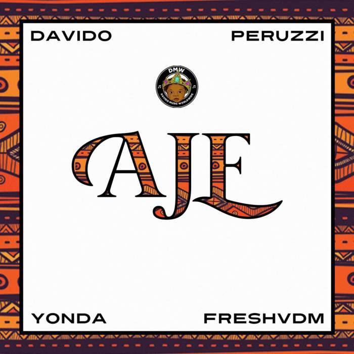 DMW - Aje (Instrumentals) (feat. Davido, Peruzzi, Yonda & Fresh VDM)