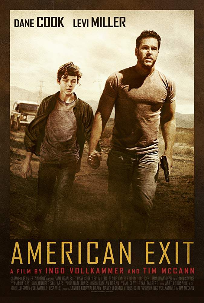 FRESH MOVIE :American Exit (2019)