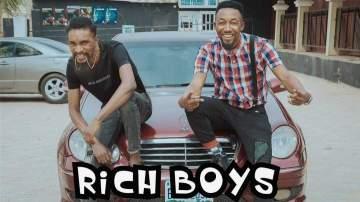Comedy Skit: YAWA - Episode 27 (Rich Boys)