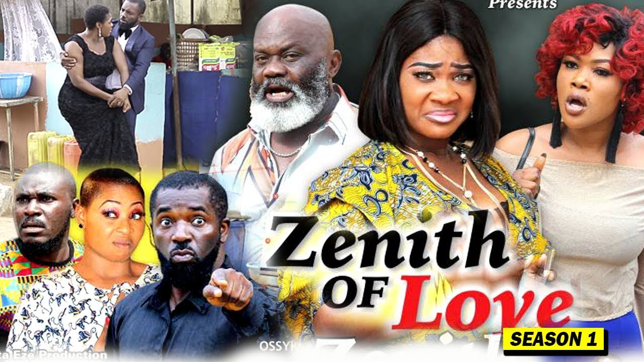 Zenith Of Love (2018)