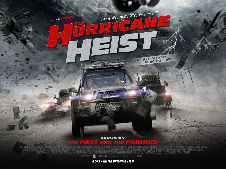 The Hurricane Heist (2018) [HC-HDRip]