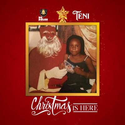Music: Teni - Christmas Is Here [Prod. by Jaysynths Beatz]