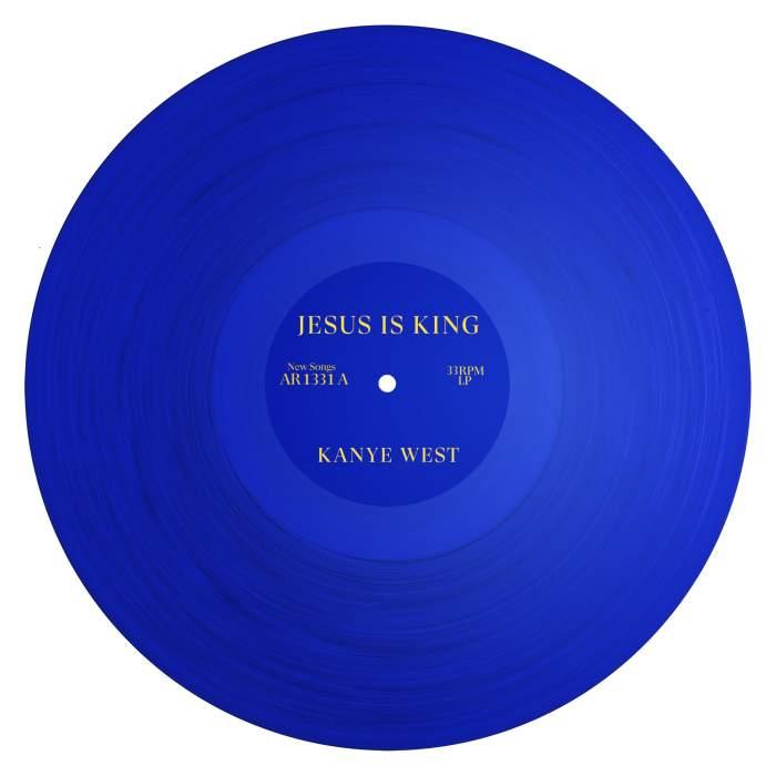 Album: Kanye West - JESUS IS KING