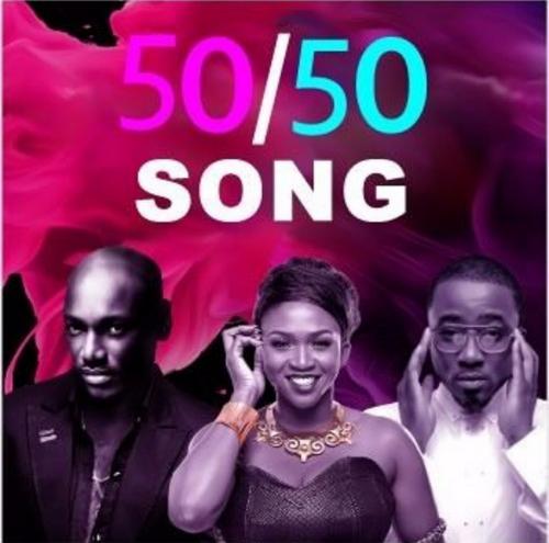 2Baba - 50/50 (feat. Ice Prince & Waje)