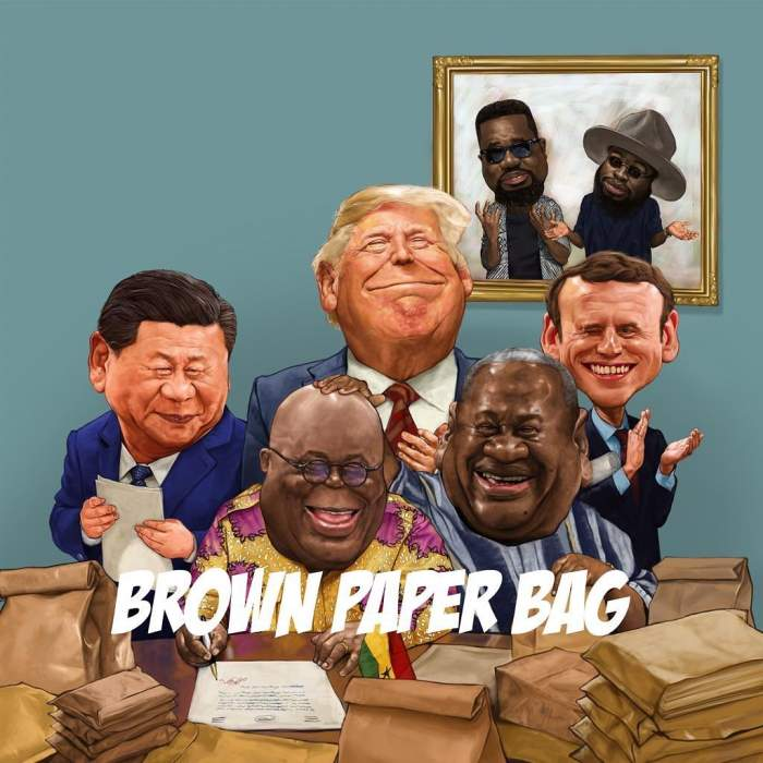 Sarkodie - Brown Paper Bag (feat. M.anifest)