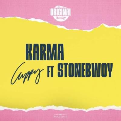 Music: DJ Cuppy - Karma (feat. Stonebwoy)